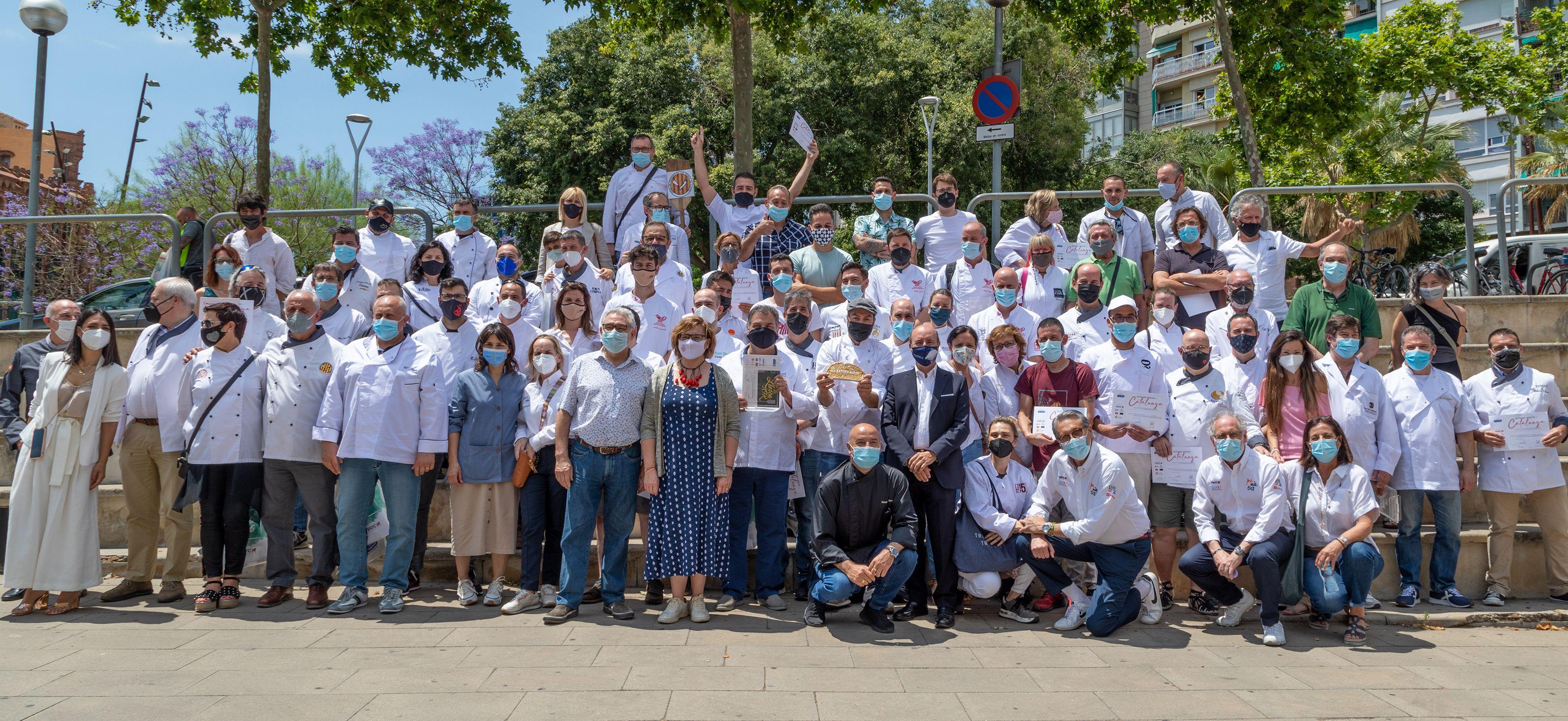 """Ruta del Buen Pan de Catalunya y """"Llesca d'Or 2021"""""""
