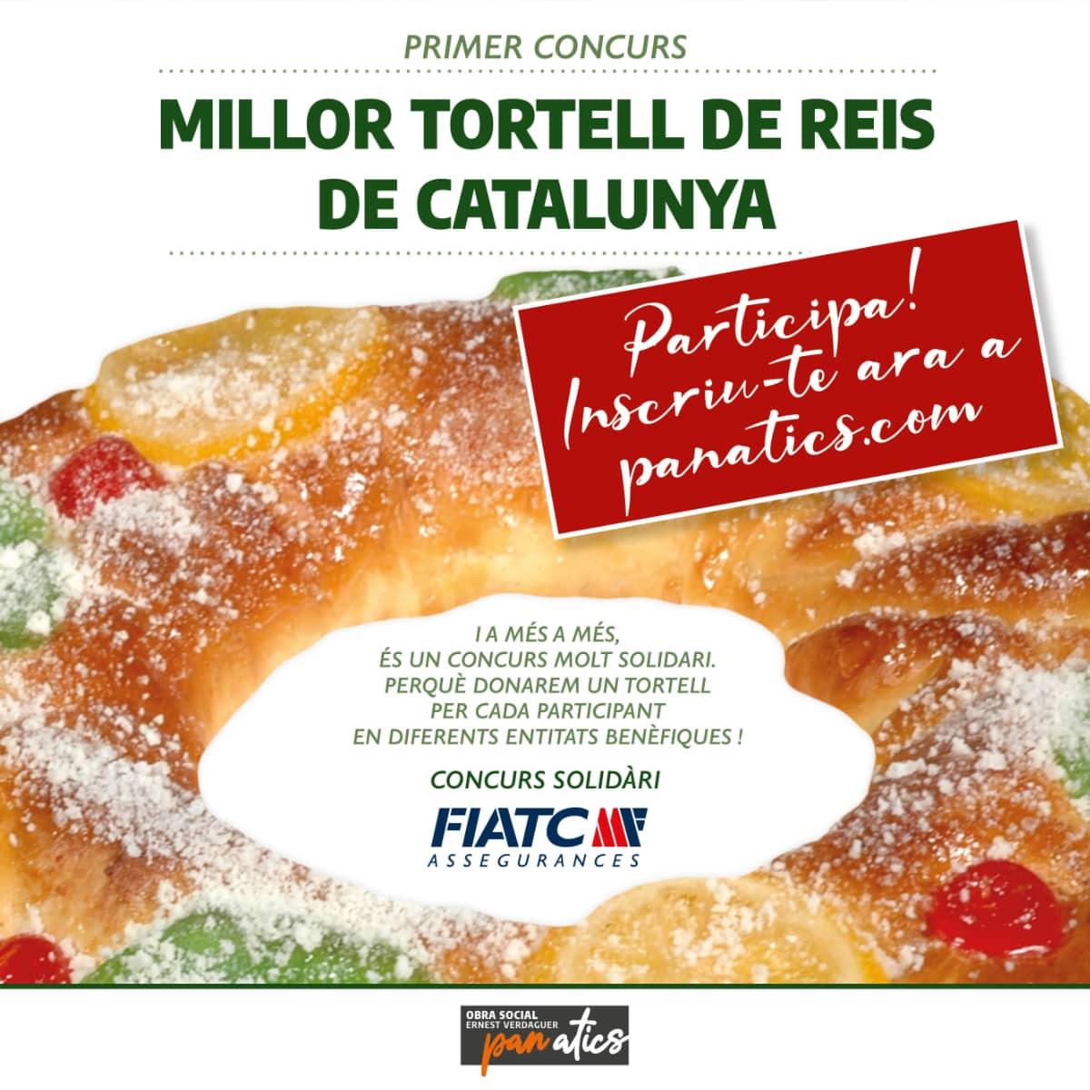 Millor Tortell de Reis de Catalunya